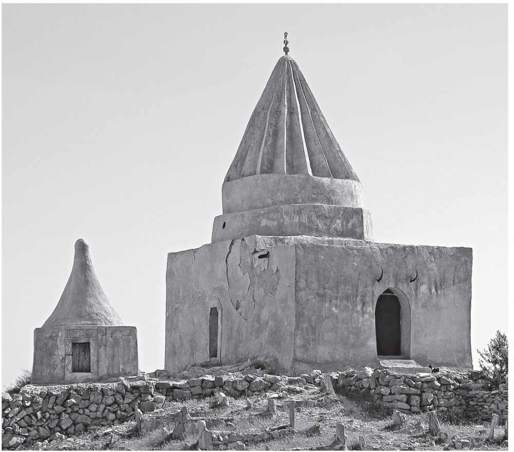 Fig. 53b - Rectangular plan mausoleum with antechamber (Açıkyıldız 2012: Fig. 11)